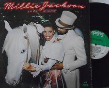 MILLIE JACKSON - Just A Lil Bit Country ~ VINYL LP - US PRESS