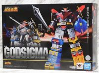 GX-60R Soul of Chogokin GOD SIGMA Renewal Version SOC Bandai Tamashii IN STOCK!