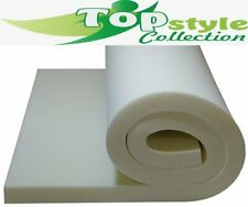 Upholstery Foam Custom Cut to Any size High Density Foam Cushions Seat Pads Foam