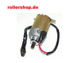 Anlasser Chinaroller, Baumarktroller 125ccm
