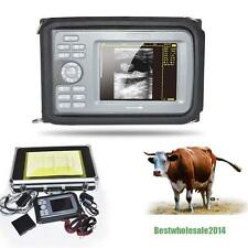 Veterinary Digital Ultrasound Scanner 6.5Mhz Rectal Probe, Bovine/Horse/Cow V8