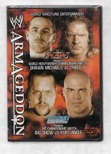 WWF WWE ARMAGEDDON 2003 Michaels Angle NEW R1