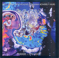 Nurse with Wound & Graham Bowers : Diploid CD (2014) ***NEW***