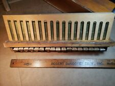 Vintage 1873 Ab Chase Pump Reed Organ 17 Deep Bass Brass Reeds