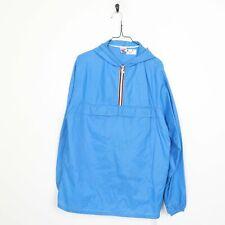 K-WAY 1/4 Zip Anorak Coat Jacket | LARGE L | GRADE B