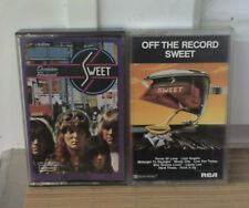 SWEET Desolation Boulevard + off the record MUSICASSETTE