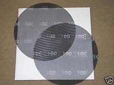 """13"""" 100 Grit Floor Sanding Screens, Case of 10 VA Discs"""