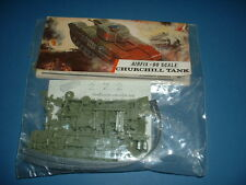 Airfix   Churchill Mk VII Infantry support tank. - (Re-bagged)