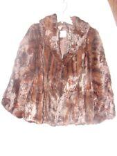 True Vintage Morton's Washington DC Mink Fur Coat Jacket ~ Size Medium to Large