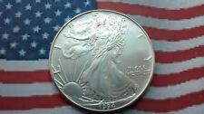 MONEDA DE PLATA PURA  0.999/1000 EEUU Liberty Eagle  AÑO 1994 1 ONZA  EN CAPSULA