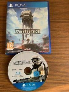 Star Wars Battlefront - PS4 / PlayStation 4 Game