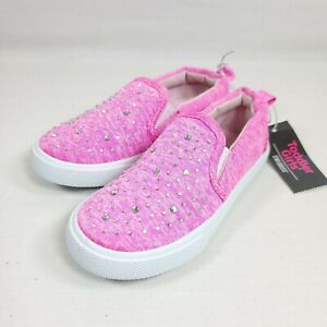 Toddlers Girls Slip On Shoes Size 7