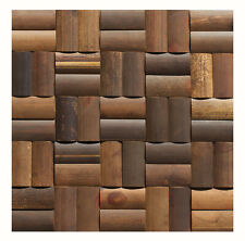 1 Fliesen Matte - BM-005 - Bambus - Naturstein Lager Stein-mosaik Herne NRW