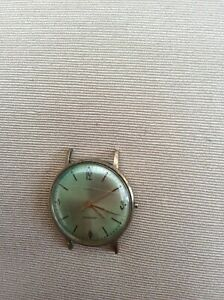 RARE VINTAGE MECHANICAL TIMEX MADE IN ENGLAND