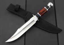 HOT ! AITRO sharp military Fighting camping survival rescue hunting bowie knife