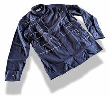 Hermes Men's Blue/White Cotton Shirt 24 Sz41, BNIB!