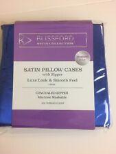 Blissford  Luxury Satin Pillow Case with Zipper 20 X 26 Standard 1 per Pack