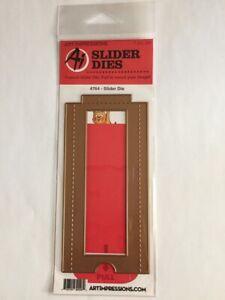 Art Impressions Slider Dies Card Making 4764