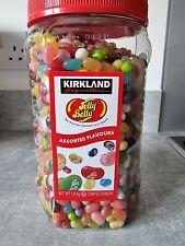 Kirkland Jelly Belly Gourmet Jelly Beans Best before 12. August 2021! 1.8kg