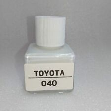 NEW Fast Ship- For TOYOTA Touch Up Paint Color Code 040 Super White II