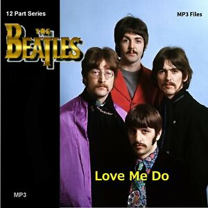 (Not) Pirate Radio Fab Four Beatles Specials 'Love Me Do' Listen In Your Car