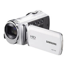 "Samsung HMX-F90 HD Camcorder 2.7"" LCD with 50x Optical Zoom White"