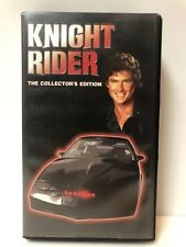 """KNIGHT RIDER-COLLECTOR'S EDITION ~ """"KNIGHT OF THE PHOENIX""""~ PILOT~ (VHS)"""