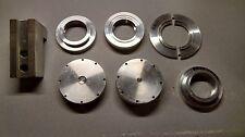 Aluminum CNC Lathe Spindle Disc Stop Chuck Parts Scrap Bearing Components???