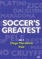 Soccer's Greatest: Vol. 9 - Maradona/Pele