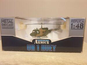Franklin Mint Armour Uh-1D Huey Australian RAAF Very Rare