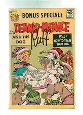 Dennis the Menace Giant #14  Halden/Fawcett Comics 1963 And Ruff