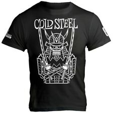 Cold Steel Undead Samurai Tee With Swords Black Extra Extra Large TL5 ***NEW***