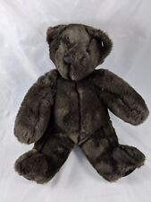"Vermont Teddy Bear Plush Friend For Life Brown 13"" Stuffed Animal"