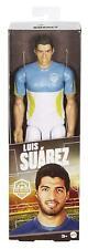 Mattel FC Elite Luis Suarez Action Figure 12in 30cm Uruguayan Football Barcelona