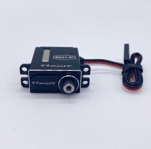 Reefs RC 99 Micro Servo Great for SCX24 and 2 Speed Shifting