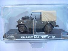 ALFA AR DE ROMEO 51 MATTA 1954 CARABINEROS ESCALA 143
