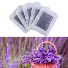 Lavendel Detox Foot Pads Patch Entgiftung Giftstoffe Fit Gesundheitswesen ZP