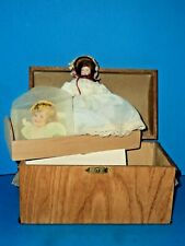 Ufdc Stockton Region Ii Conference Asilomar 1978 Gail Curry? Repro Bisque Doll