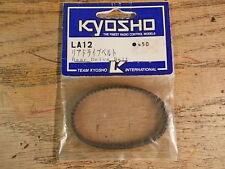 LA-12 Rear Drive Belt - Kyosho Lazer ZX ZX-R ZX-RR Sport Alpha 2000 Rally