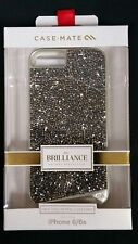 1 Case Mate Brillance Refined Protection Phone Case. fits iphone 7 / 6 / 6s NEW