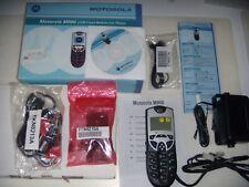 MOTOROLA M900 NUOVO SIGILLATO GSM ORIGINALE MAI ACCESO 2004 + SCATOLA COMPLETO