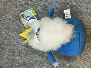 Ice King Adventure Time With Finn and Jake Stuffed Plush Toy Cartoon Network