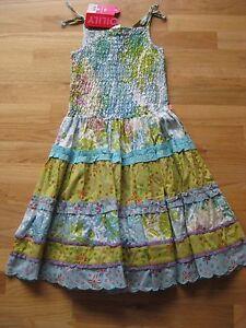 NWT OILILY SMOCKED DRESS 116