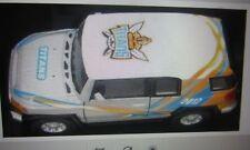 GOLD COAST TITANS 2012 NRL MODEL CAR IN BOX BRAND NEW!!