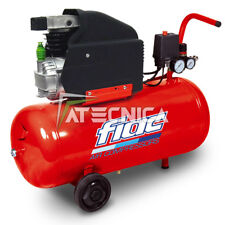 Compressore d'aria 50 Lt 230V monofase coassiale FIAC COSMOS 255 2 Hp 1,5 Kw