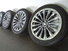 Original Bmw Serie 7 F01 F02 5er GT F07 19 Pulgadas Set de ruedas de verano
