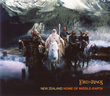 Lord of The Rings New Zealand Post Middle Earth First Day Cover Stamp Gift Set