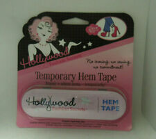 Hollywood Fashion Temporary Hem Tape 18 Adhesive Strips