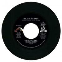 """THE CAVALIERS Hold To My Baby / Ooh It Hurts Me NORTHERN SOUL 45 (OUTTA SIGHT 7"""""""