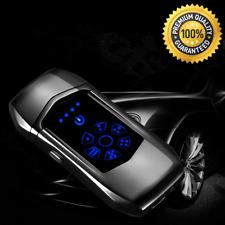 High Quality Fingerprint USB Recharge Electric gift metal Lighter for boyfriend